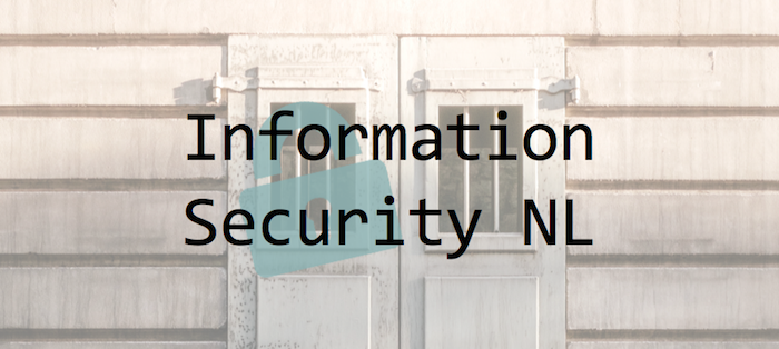 information security NL